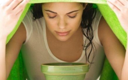 Паровые ванночки для лица – особенности применения