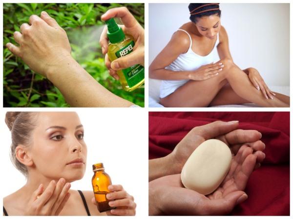 использование масла андиробы в косметике