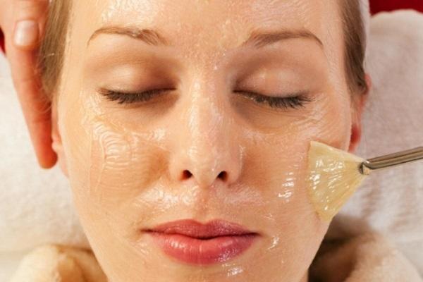 нанесение желатиновой маски