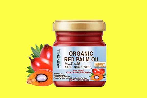 пальмовое масло в банке