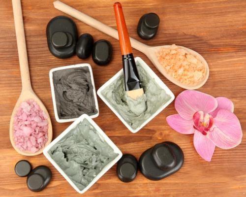 Виды косметической глины и её применение