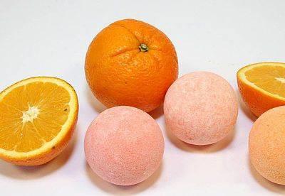 Гейзер Апельсин