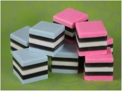 Как сделать цветное мыло?