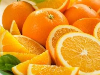 Маски из апельсина
