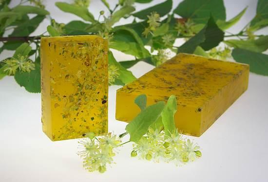 Мыло скраб с маслом чайного дерева