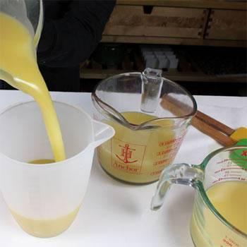 Пошаговая инструкция изготовления свирлов в мыле с нуля с помощью формочки