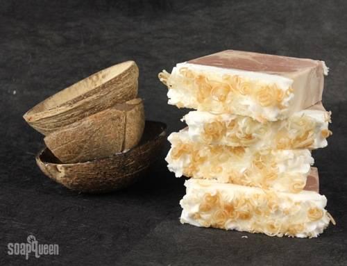 Вкусное кокосовое мыло МК